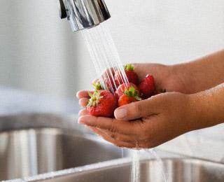 Las fresas son antioxidantes