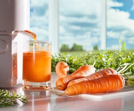 Los zumos de verdura son muy importantes por su aporte vitamínico durante el ayuno