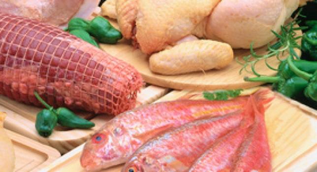 comer pollo, pescado y ensalada es bueno para la memoria