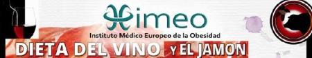 dieta del vino y el jamon del IMEO