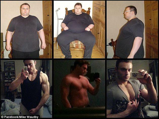 foto antes y después