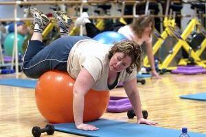luchar contra la obesidad