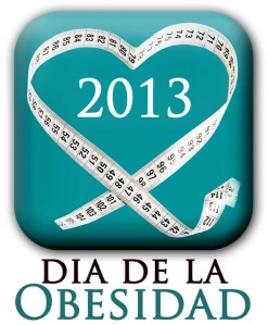 Logo Dia Obesidad 2013