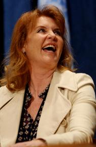 Fergie, en 2010