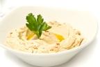hummus griego con pimenton baja
