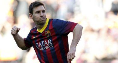 Lionel Messi, foto Reuters