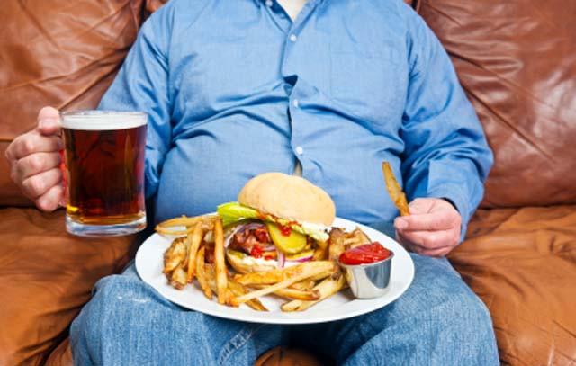 el mundial de futbol y la obesidad