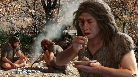 dieta_cavernicola_comiendo