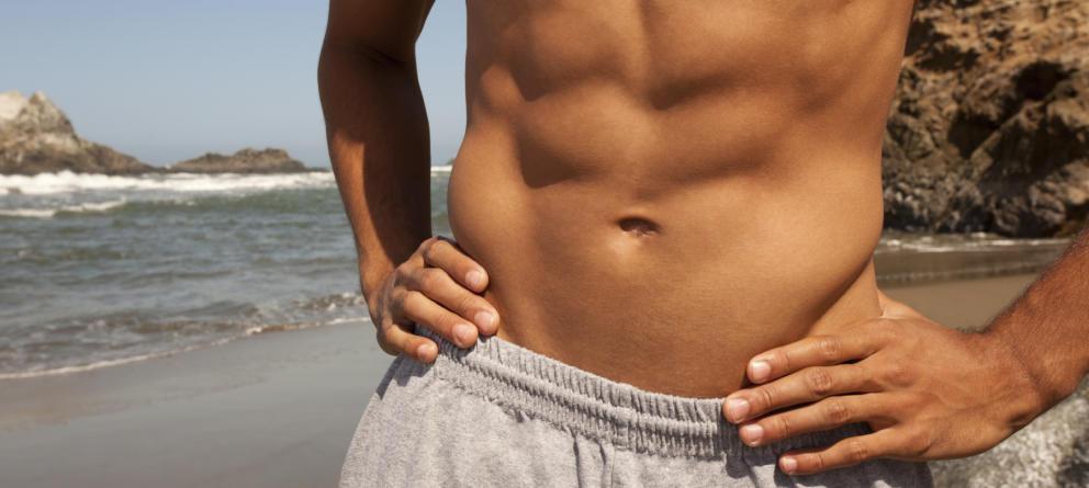 no hay abdominales sin esfuerzo