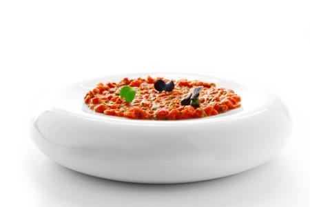 tartar tomate de Tickets, una tapa antioxidante y diurética