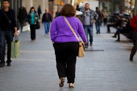 Barcelona 24.11.2011 Uno de tres sufre sobrepeso Fotografia Albert Bertran.