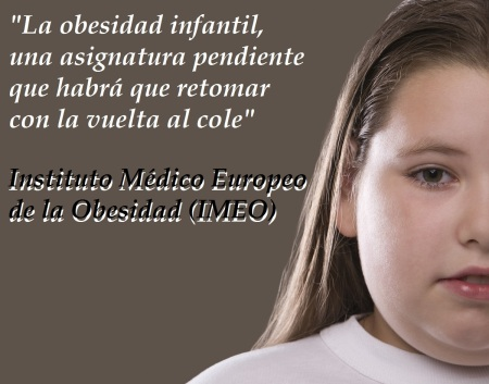 La obesidad infantil, una asignatura pendiente_IMEO