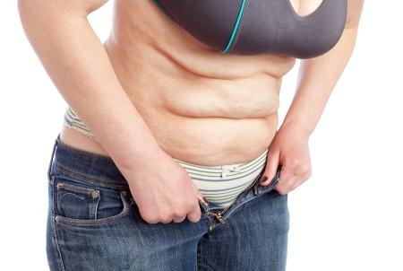 En tres de cada cuatro mujeres el tamaño de la cintura aumenta durante la vida adulta