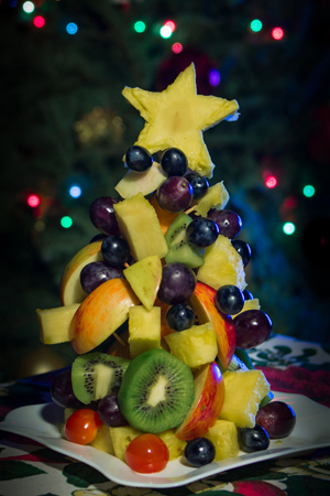 Por unas naviddes saludables