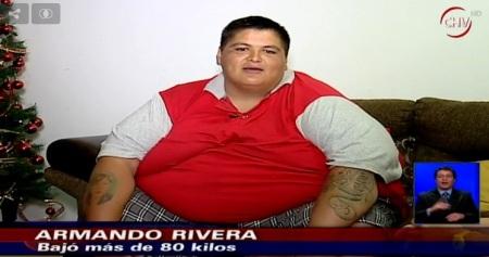 joven chileno pierde 80 kilos