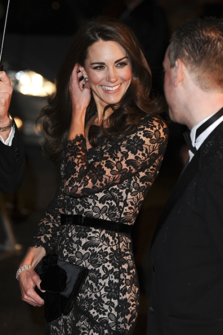 Kate Middleton, foto by  Featureflash  Shutterstock.com