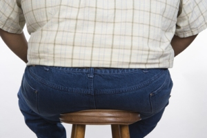 El sedentarismo es el pr incipal culpable d ela obesidad