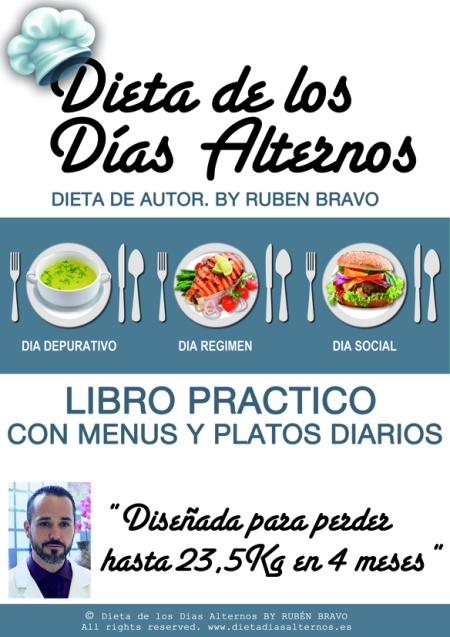 Dieta de los Días Alternos by Rubén Bravo