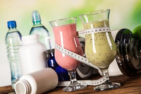 Los smoothhies, suplemento ideal al deporte y la dieta