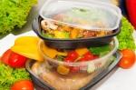 platos saludables para llevar en la fiambrera