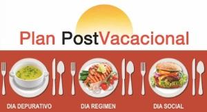 Plan PostVacacional Dieta Dias Alternos