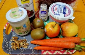 Productos necesarios para una dieta depurativa