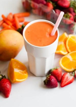zumo antioxidante
