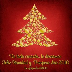 El equipo del IMEO os desea Feliz Navidad y Próspero 2016