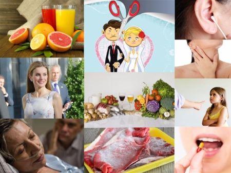 Los 10 titulares de salud más leidos en 2015