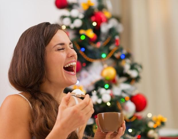 Los excesos navideños les pegan más a los hombres