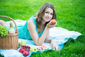 Opciones saludables para un día de salida