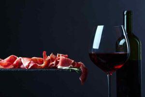 la dieta del jamon y el vino