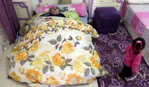 La muejr más obesa está en Egipto y pesa 500 kilos